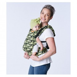 Tula Toddler Kindertrage Camosaur - Limited Edition