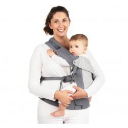 Beco Gemini Baby Carrier Cool Grau