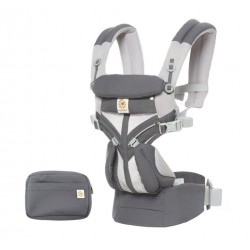 Ergobaby Omni 360 Cool Air Mesh Carrier Carbon Grey