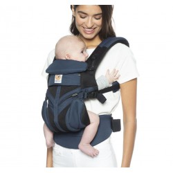 Ergobaby Omni 360 Cool Air Mesh Carrier Raven