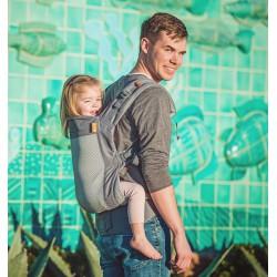 Beco Kindertrage Toddler Cool Grau