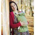 Storchenwiege Baby Carrier Grün