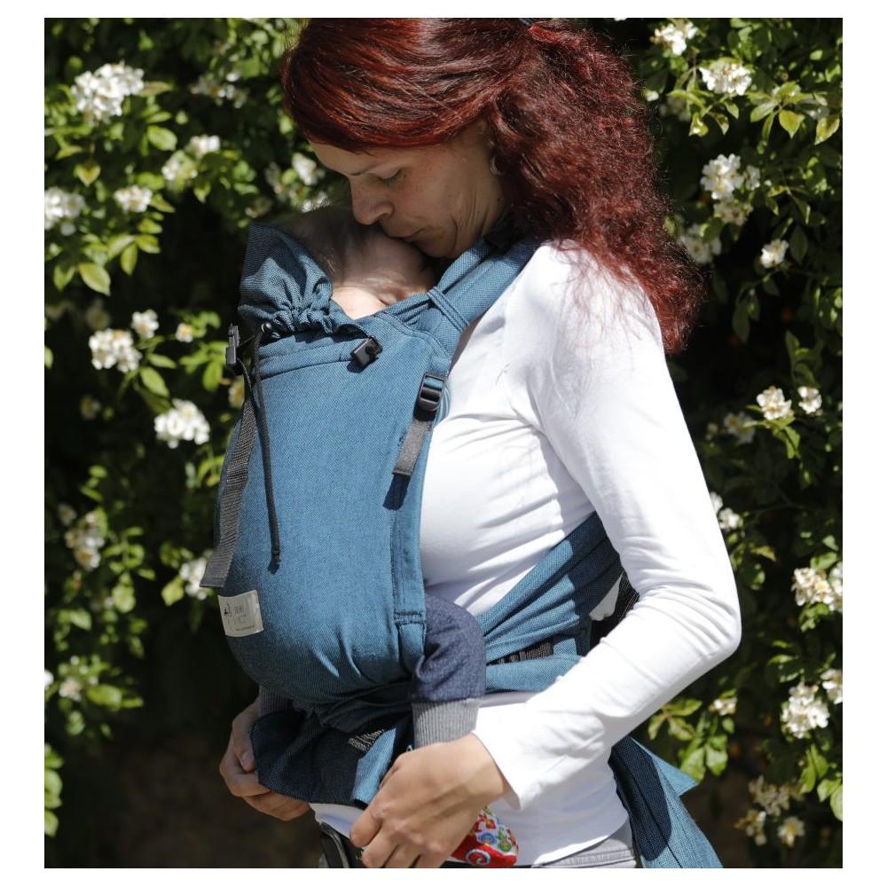STORCHENWIEGE BabyCarrier Türkis