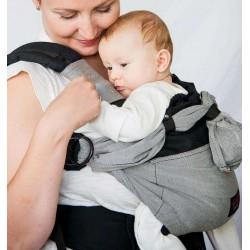 Easy Emeibaby Trage Grau - Baby