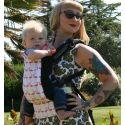 ROSE AND REBELLION Preschool Carrier Kitchy Koo