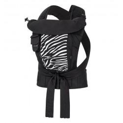 Bondolino Plus One Size Zebra Babytrage -  limited edition