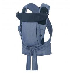Bondolino Plus One Size Blau Melange Babytrage