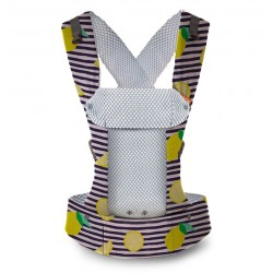 Beco Gemini Baby Carrier Cool Lemons