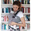Easy Emeibaby Trage Full Grau - Baby