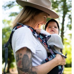 Beco Gemini Baby Carrier Cool Muse