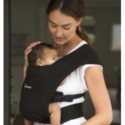 Ergobaby Embrace Pure Black Babytrage