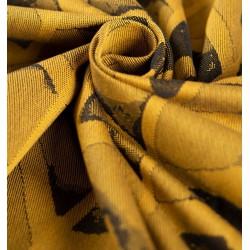 Hop-tye Buckle Amsterdam Yellow