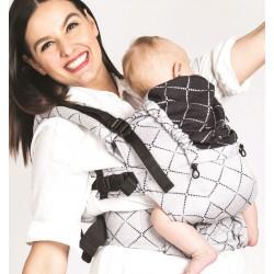 Isara The One Diamonda Grey Babytrage