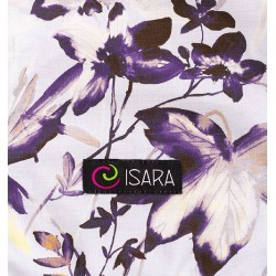 Isara The One Royal Orchid Babytrage - canvas collection