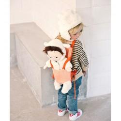 Lilliputiens Puppenträger mit Puppe