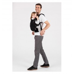 Isara The One Black-a-porter Babytrage - canvas collection