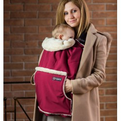 Isara Winter Cover - Berrylicious Burgundy