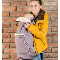 Isara Winter Cover - BFrosted Almond Taupe