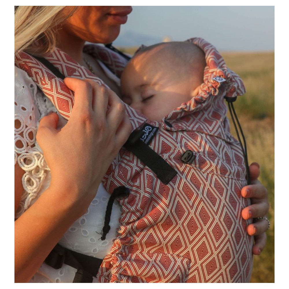 Neko Switch Lycia Terracotta Babytrage