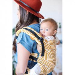 Tula Babytrage Free to Grow Sunset Stripes