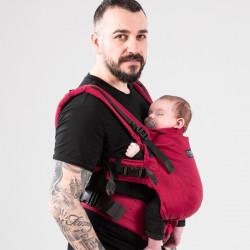 Isara The One Scarlet Babytrage
