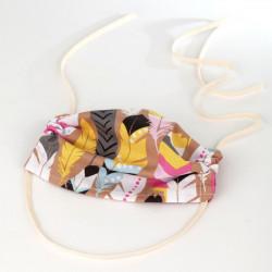 Emeibaby Gesichtsmaske - Feathers - Wiederverwendbar
