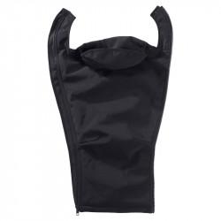Mamalila Softshell Babywearing Jacket clickit - Schwarz