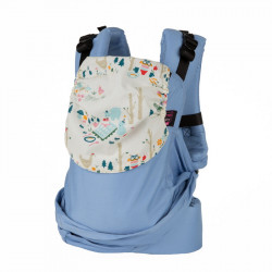 Easy Emeibaby Full Bright Blue Party - Babytrage