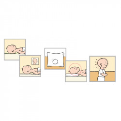 BabyDorm Kissen info