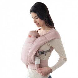 Ergobaby Embrace Blush Pink - Babytrage