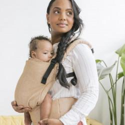 Tula Linen Free to Grow Mesa - Babytrage