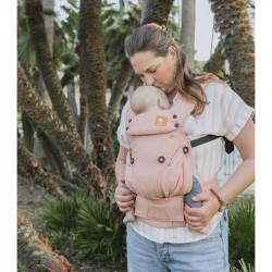 Tula Explore Linen Mango - Babytrage