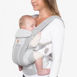 Ergobaby Omni Breeze Pearl Grey - Babytrage