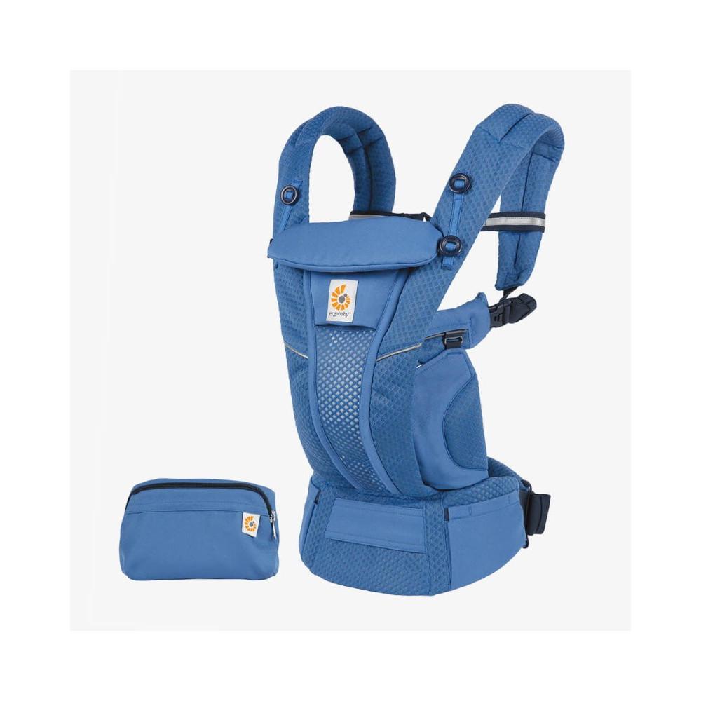 Ergobaby Omni Breeze Sapphire Blue - Babytrage