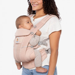 Ergobaby Omni Breeze Pink Quartz - Babytrage