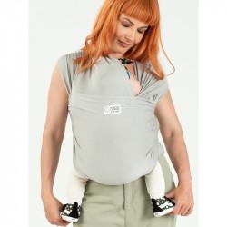Isara Stretchy Wrap Silver Grey