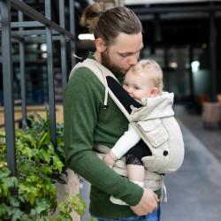 Bondolino Plus Denim Sand Babycarrier