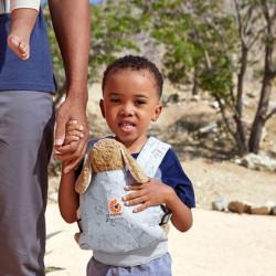 Ergobaby Safari Dream Puppentrage