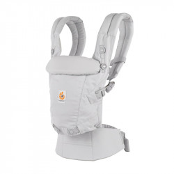 Ergobaby Adapt 2.0 SoftTouch Pearl Grey