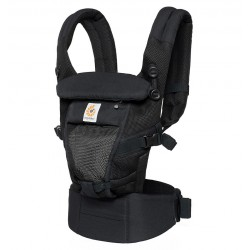 Ergobaby Adapt Carrier Cool Air Mesh Onyx Black