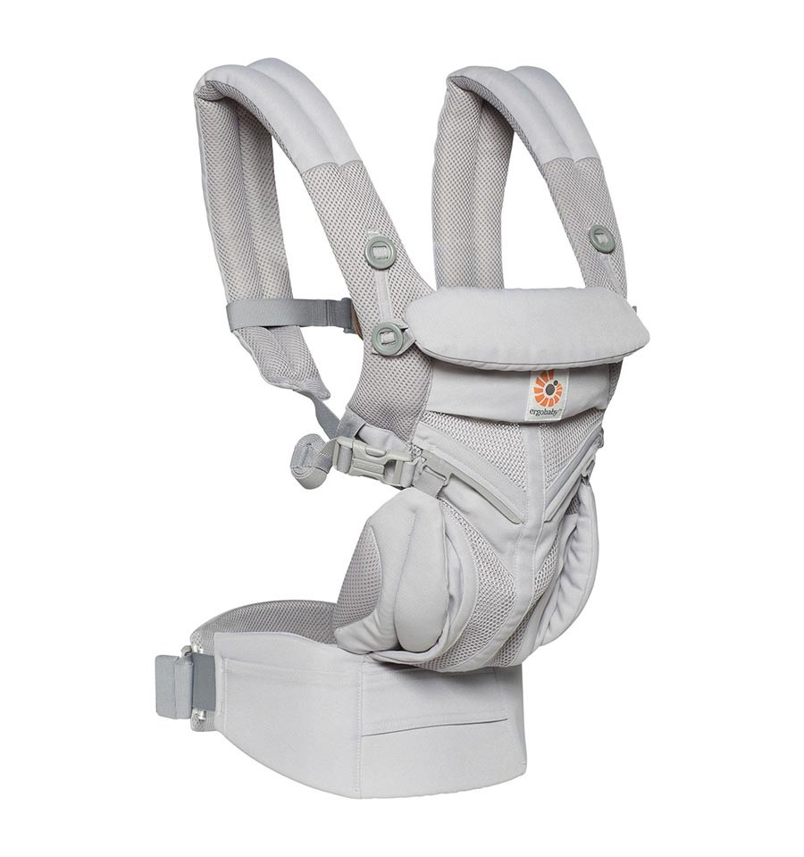 Ergo Twin Baby Carrier: Ergobaby 360 Mesh Carrier