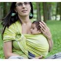 Storchenwiege Ring Sling Olivia Bio Organic